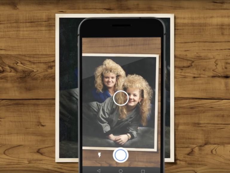 Google Fotoscanner für iOS: Fotodigitalisierung war nie einfacher