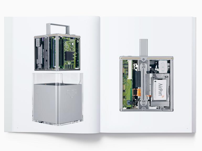 """Designed by Apple in California"": PowerMac G4 Cube"