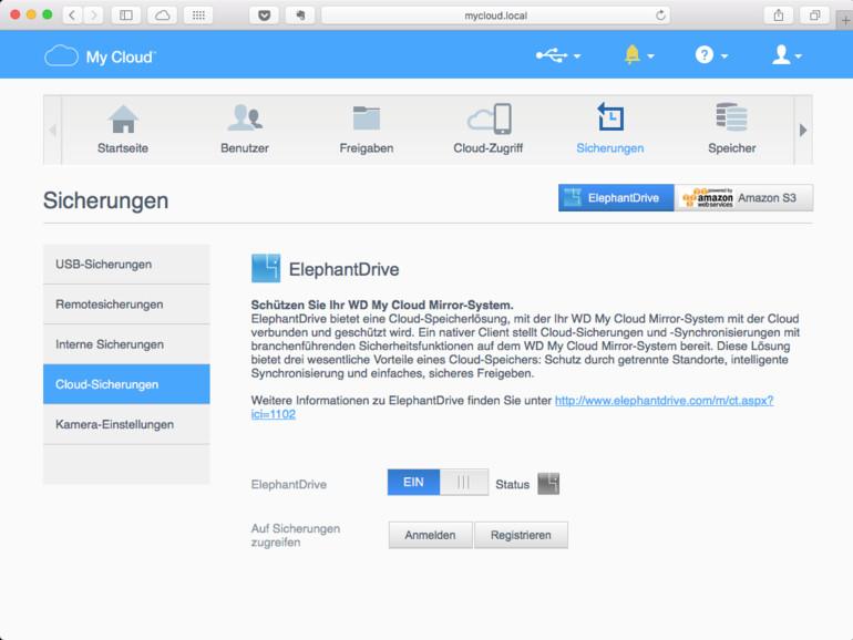ElephantDrive ist ein Partner von Western-Digital für das Thema Datensicherung