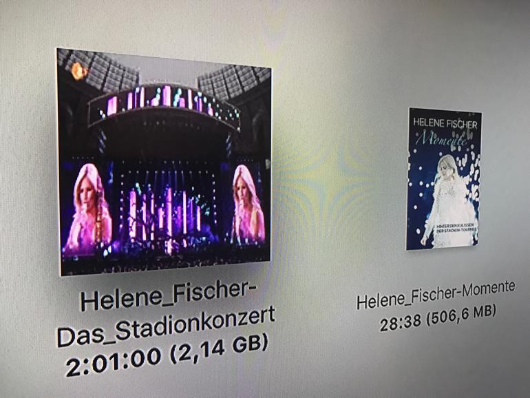 Helene Fischer – Das Stationkonzert als Download vom ZDF