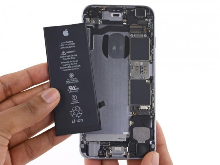 Manche iPhone 6s haben einen defekten Akku