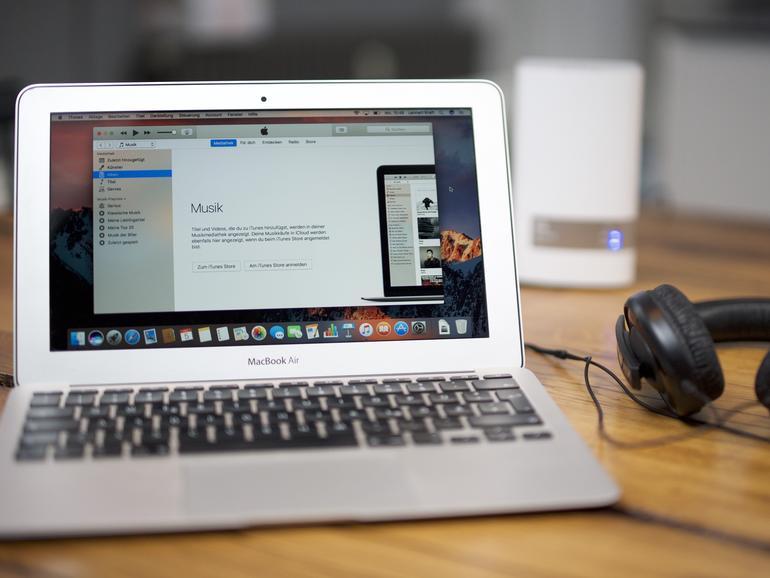 WD My Cloud Mirror: iTunes, WordPress und Dropbox nutzen | Mac Life