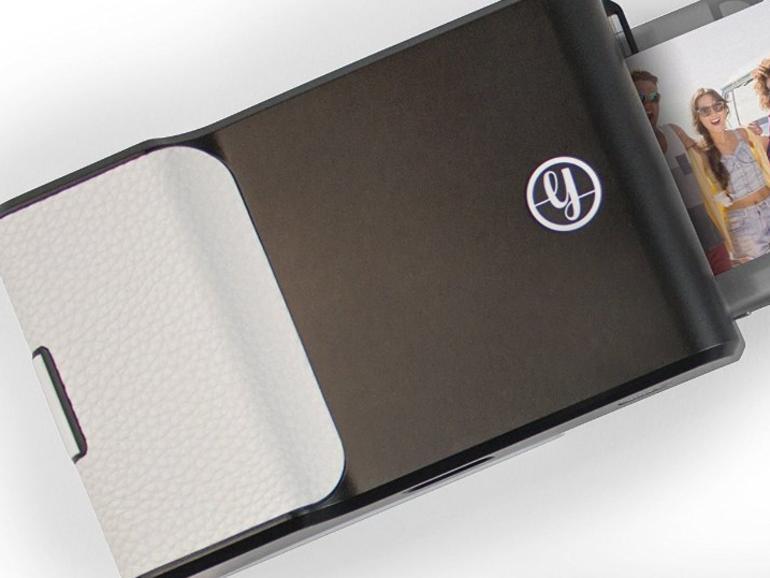 Prynt So Machen Sie Aus Ihrem Iphone Eine Polaroid Kamera Mac Life