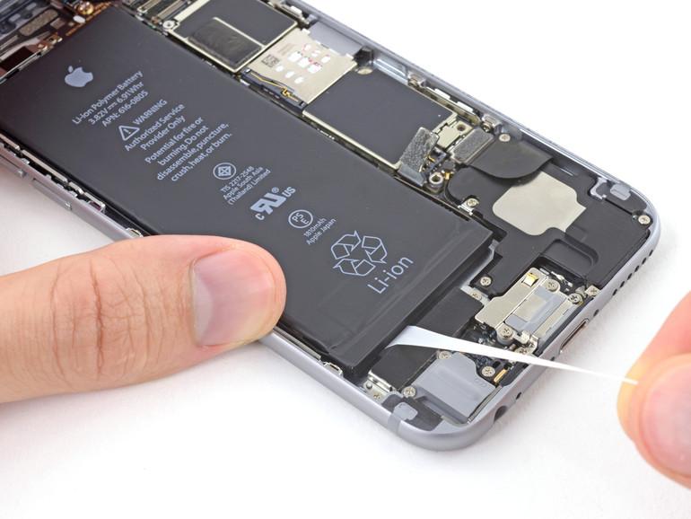 iPhone 6 fängt spontan Feuer: Laut Apple sind physische Schäden schuld