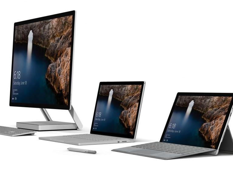 Die Surfaces sind Microsoft zufolge sehr erfolgreich