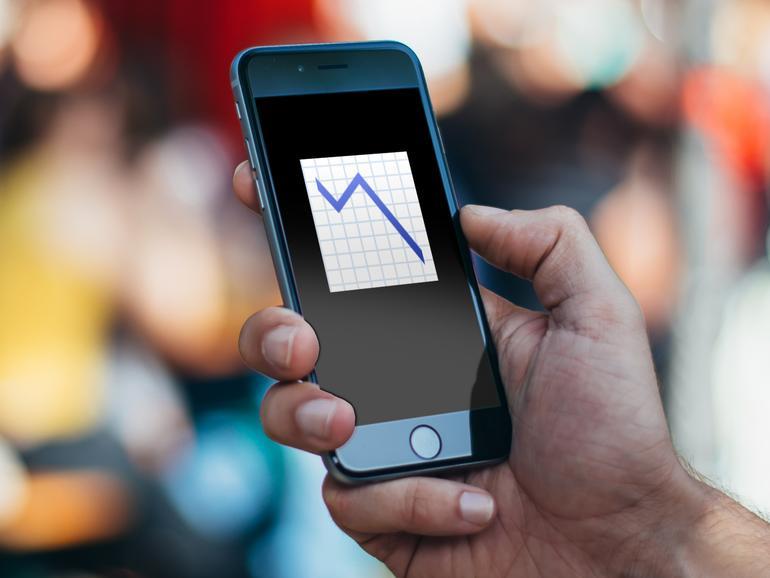 Erwartete iPhone-Verkaufszahlen