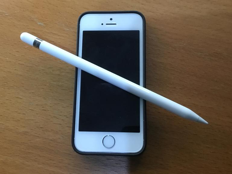 iPhone und Apple Pencil
