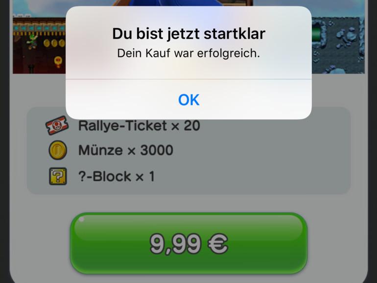 9,99 Euro kostet die Vollversion, weitere In-App-Käufe bietet die App nicht an