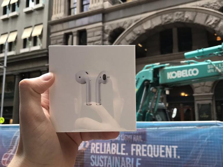 Apple: Kabellose Ohrhörer kommen rechtzeitig zu Weihnachten