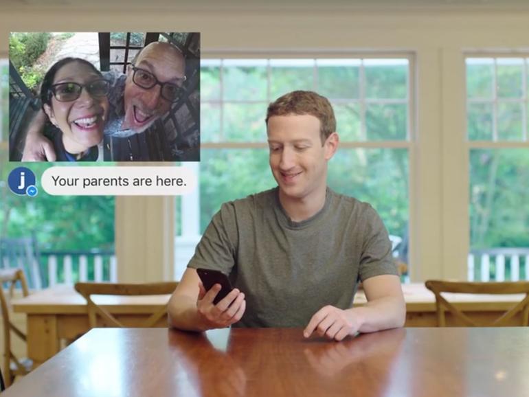 Zuckerberg hat sich eine eigene KI gebaut