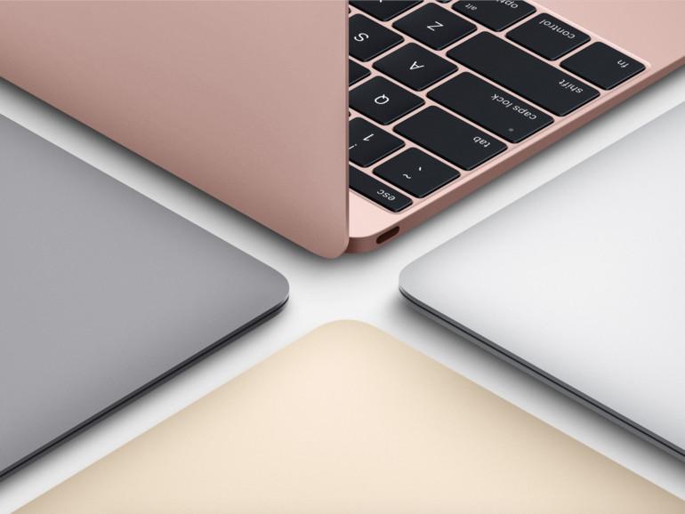 Apple testete MacBook Pro mit größerer Batterie und in Gold