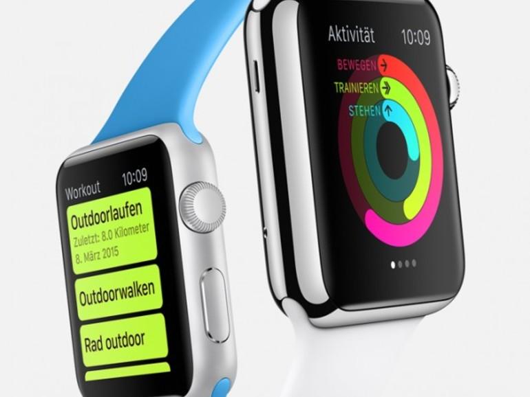 Apple Watch als Fitness-Tracker