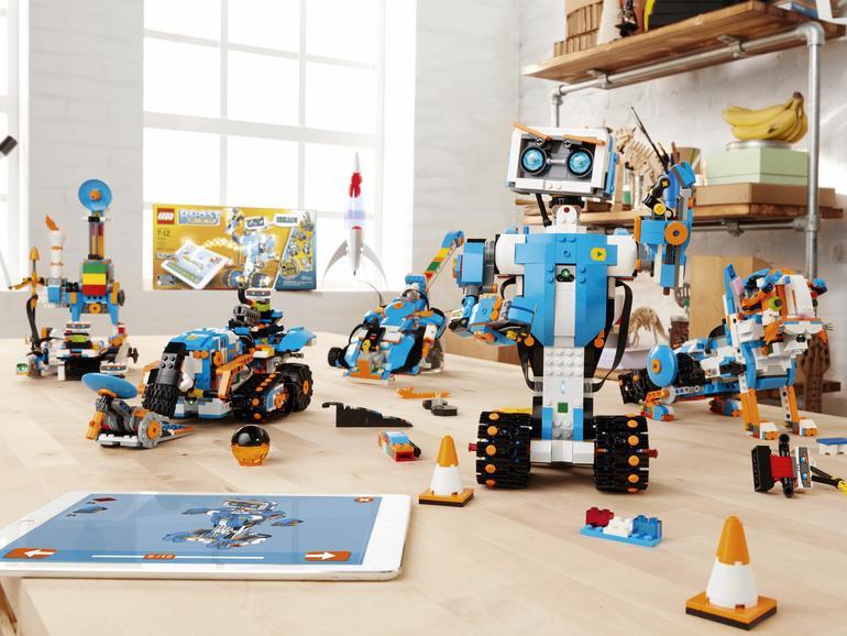 Lego Boost Als Alternative Zu Mindstorms Vorgestellt Mac Life