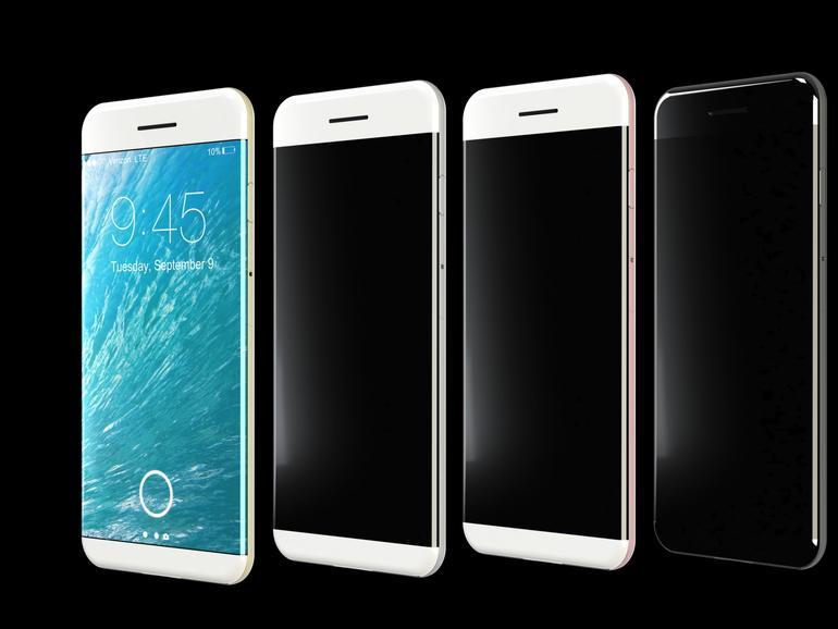 iPhone 8 Konzept-Bild