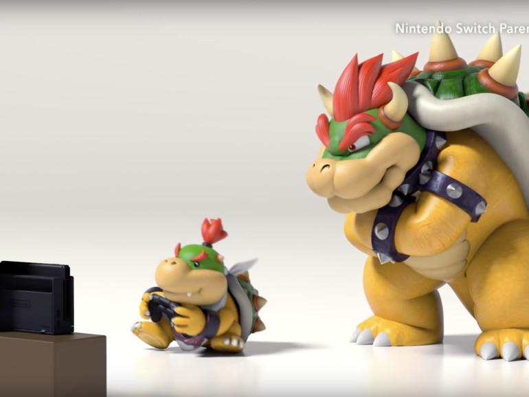 Nintendo Switch: Eltern können Nutzungsdauer für Kinder festlegen