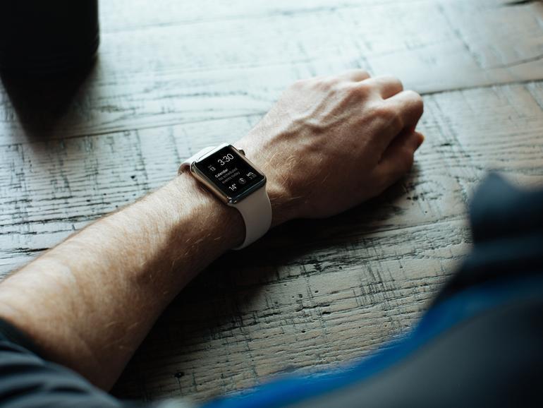 """WatchPlayer erlaubt die Wiedergabe von Podcasts direkt über die """"Apple Watch"""