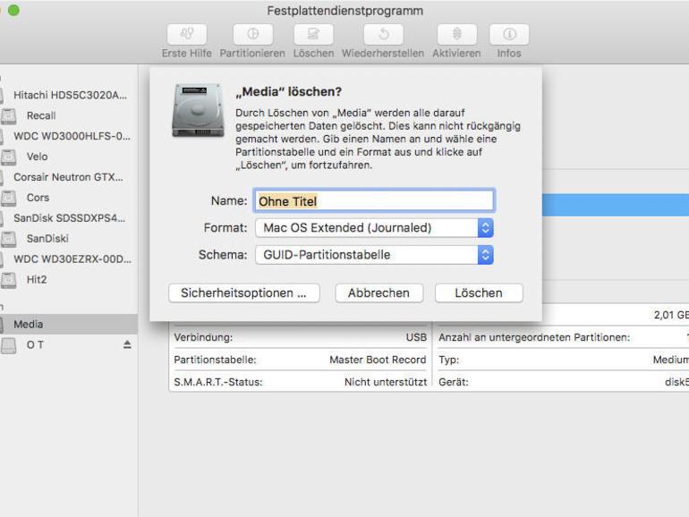 Workshop zeigt: So geht Fehlersuche mit dem Apple Hardware Test