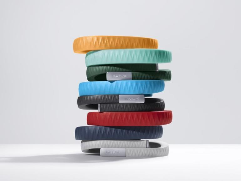 Jawbone-Fitnesstracker