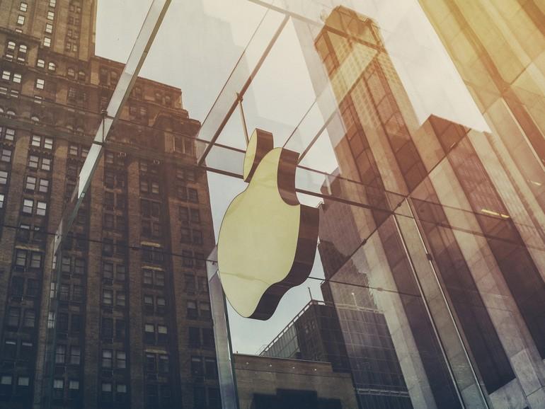 Märkte am Mittag: Apple-Aktie auf Allzeithoch