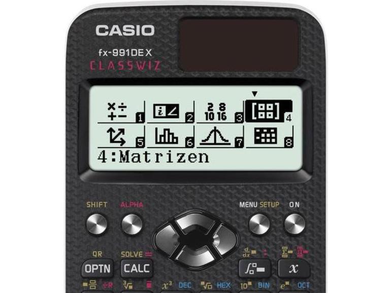 Taschenrechner Casio ClassWiz FX-991DE X