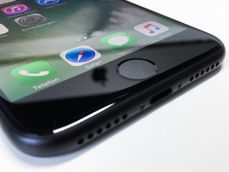 Gehört Touch ID bald der Vergangenheit an?