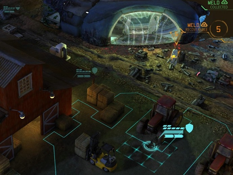 Screenshot aus XCOM: Enemy Within