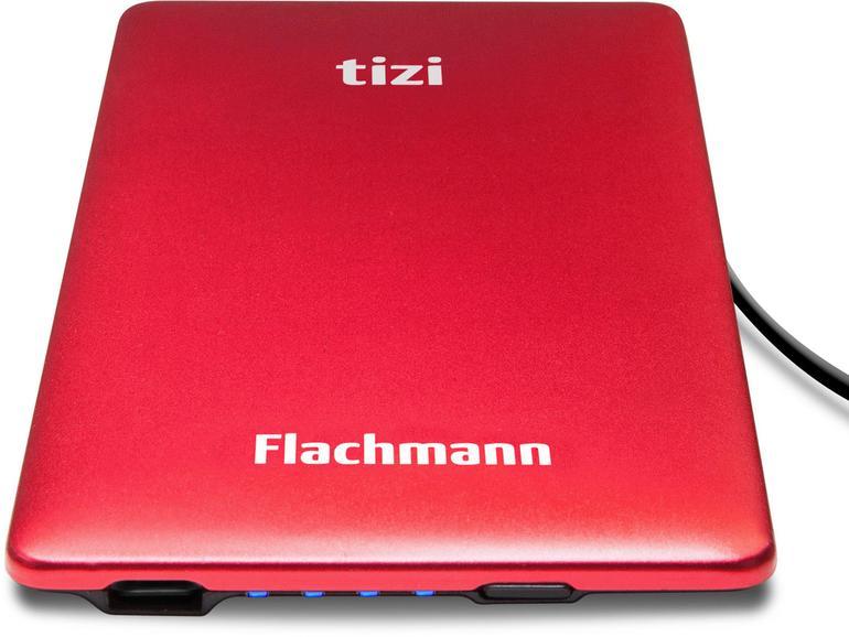 tizi Flachmann