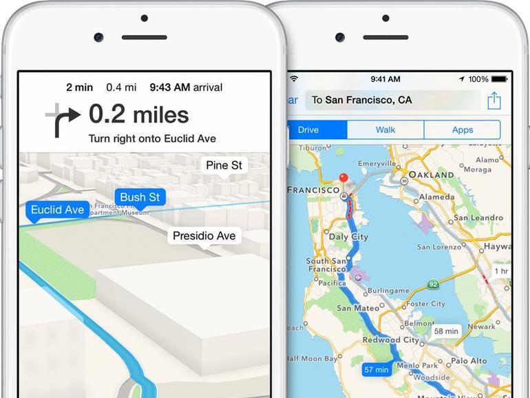 Mit diesen Apps wird das iPhone zum vollwertigen Navi | Mac Life