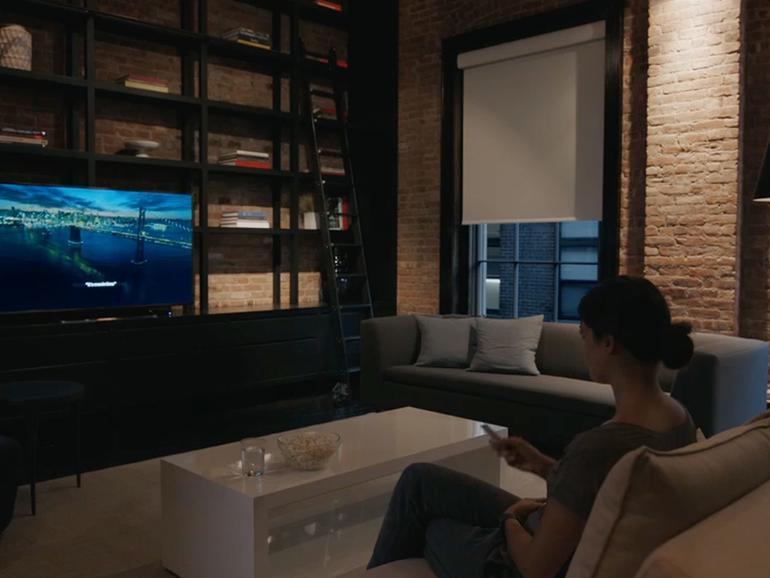 """Apple-Website: Home- und """"Apple TV"""