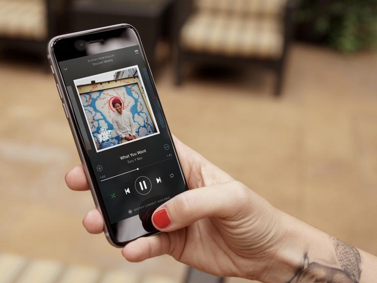 Spotify knackt die 50 Millionen