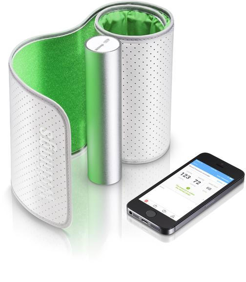 """Withings """"Kabelloses Blood Pressure Monitor"""""""