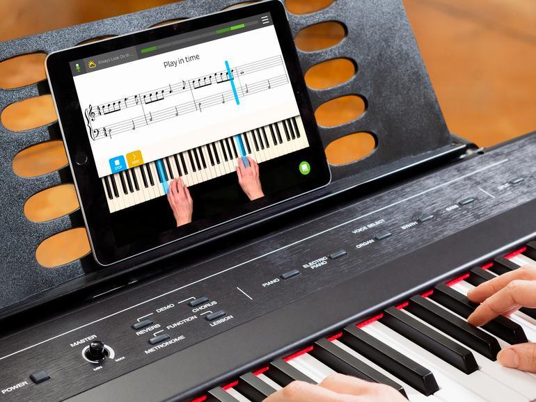 skoove bringt ihnen mit dem ipad klavierspielen bei mac life. Black Bedroom Furniture Sets. Home Design Ideas