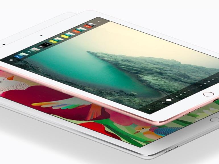Apple: Neue iPad-Pro-Modelle gesichtet!