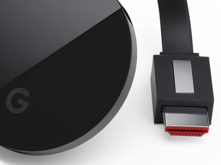 Google Chromecast Ultra – 4K-Streaming-Stick