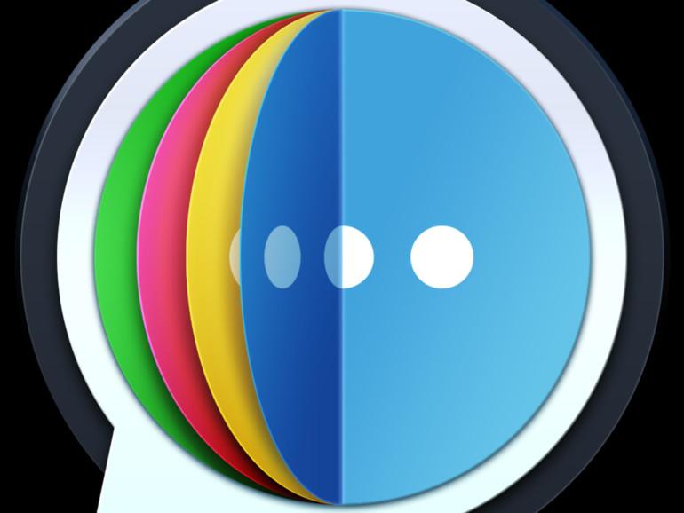 """App-Logo von """"Ein Chat"""""""