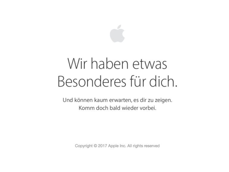 Apple könnte nächste Woche neue iPads präsentieren