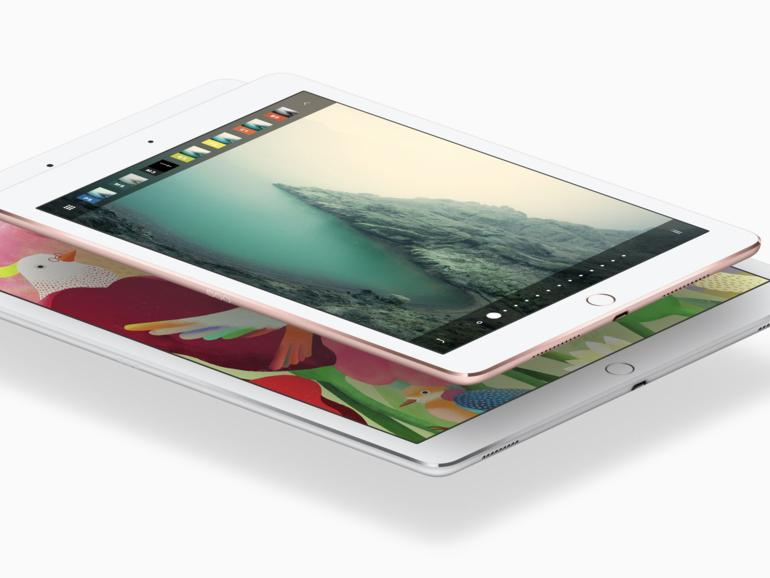 10,5 Zoll iPad Pro - Apple Event Anfang April?