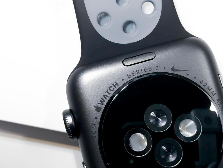 Das Apple Watch Nike+ Armband mit Lochung ist jetzt auch einzeln erhältlich