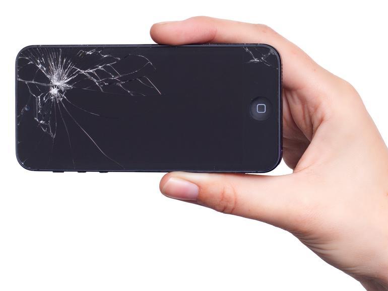 Display-Reparatur beim iPhone wird teurer