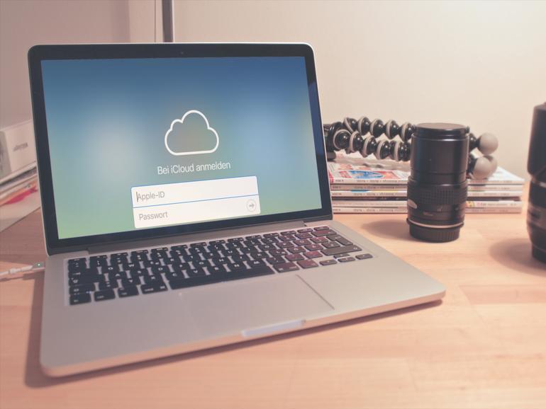 Nutzer sollten ihr iCloud-Passwort immer wieder ändern