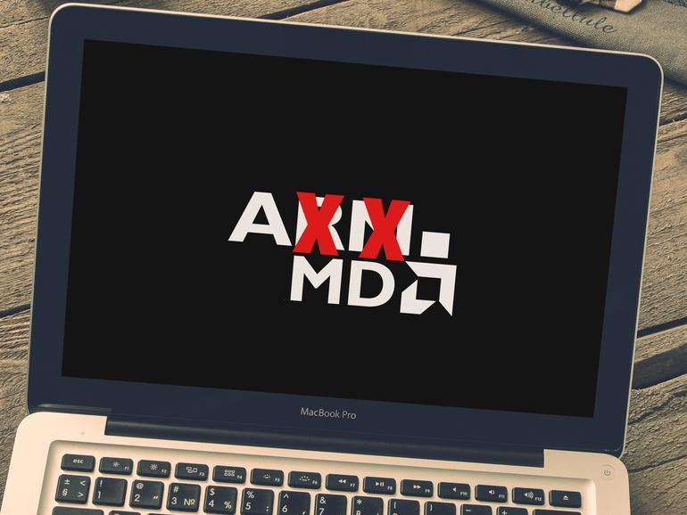 """...andererseits: Wenn man in """"ARM"""" nur zwei Buchstaben ändert, erhält man """"AMD"""". Ein Zeichen?"""