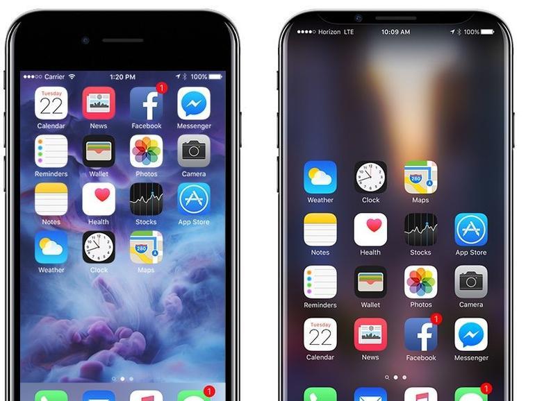 IPhone 2017: Apple bestellt 70 Millionen OLED-Displays