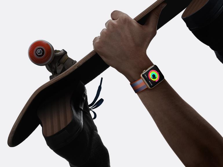 Bisher kann die Apple Watch nur Bewegungen und die Herzfrequenz messen. Folgt bald auch der Blutzucker?
