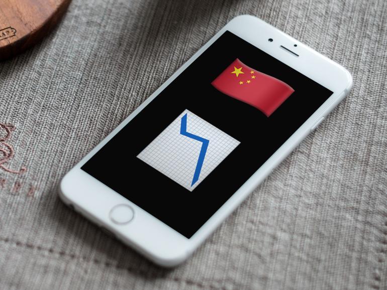Das iPhone ist in China nicht mehr beliebt
