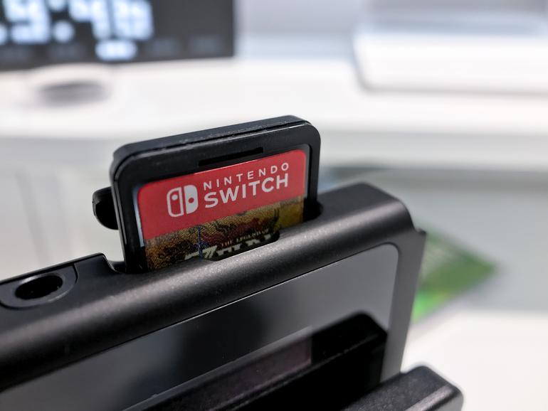 Spiele sind sowohl auf Cartridges als auch per Download im Nintendo eShop erhältlich.