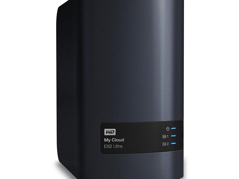NAS WD My Cloud EX2 Ultra
