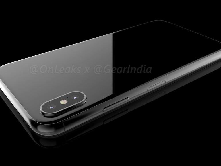 iPhone 8 aus CAD-Datei
