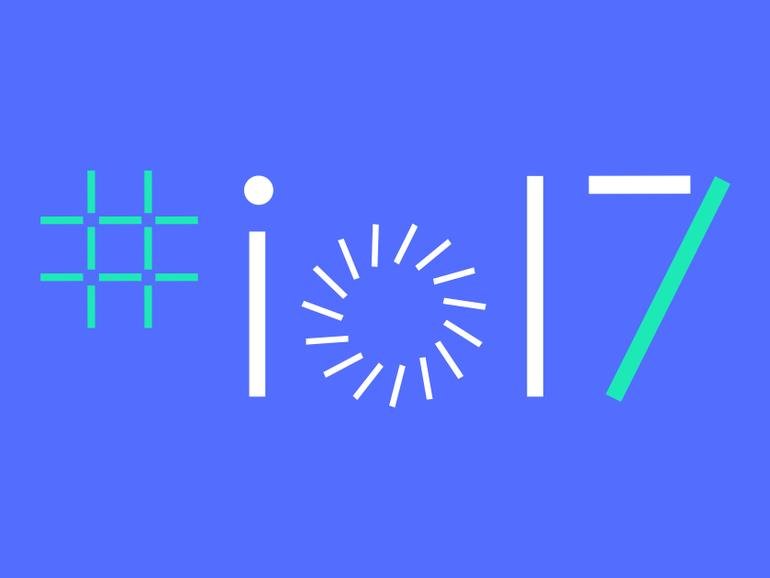 Google I/O 2017: Das Logo der Entwicklerkonferenz