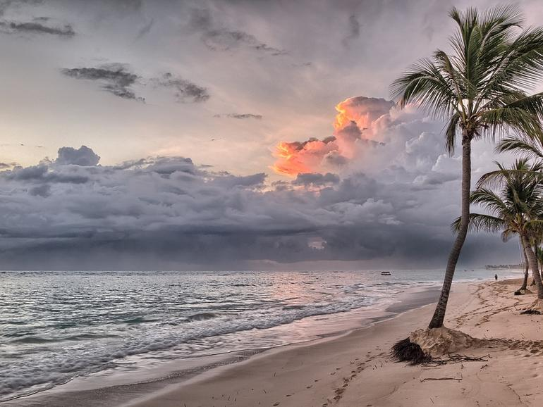 Traumhafte Strände gibt aus auch in Fluch der Karibik