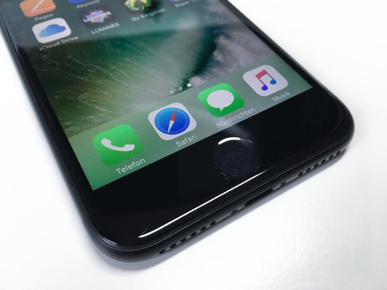 Das iPhone 7 nutzt noch LCD-Technologie, beim iPhone 8 soll OLED zum Einsatz kommen